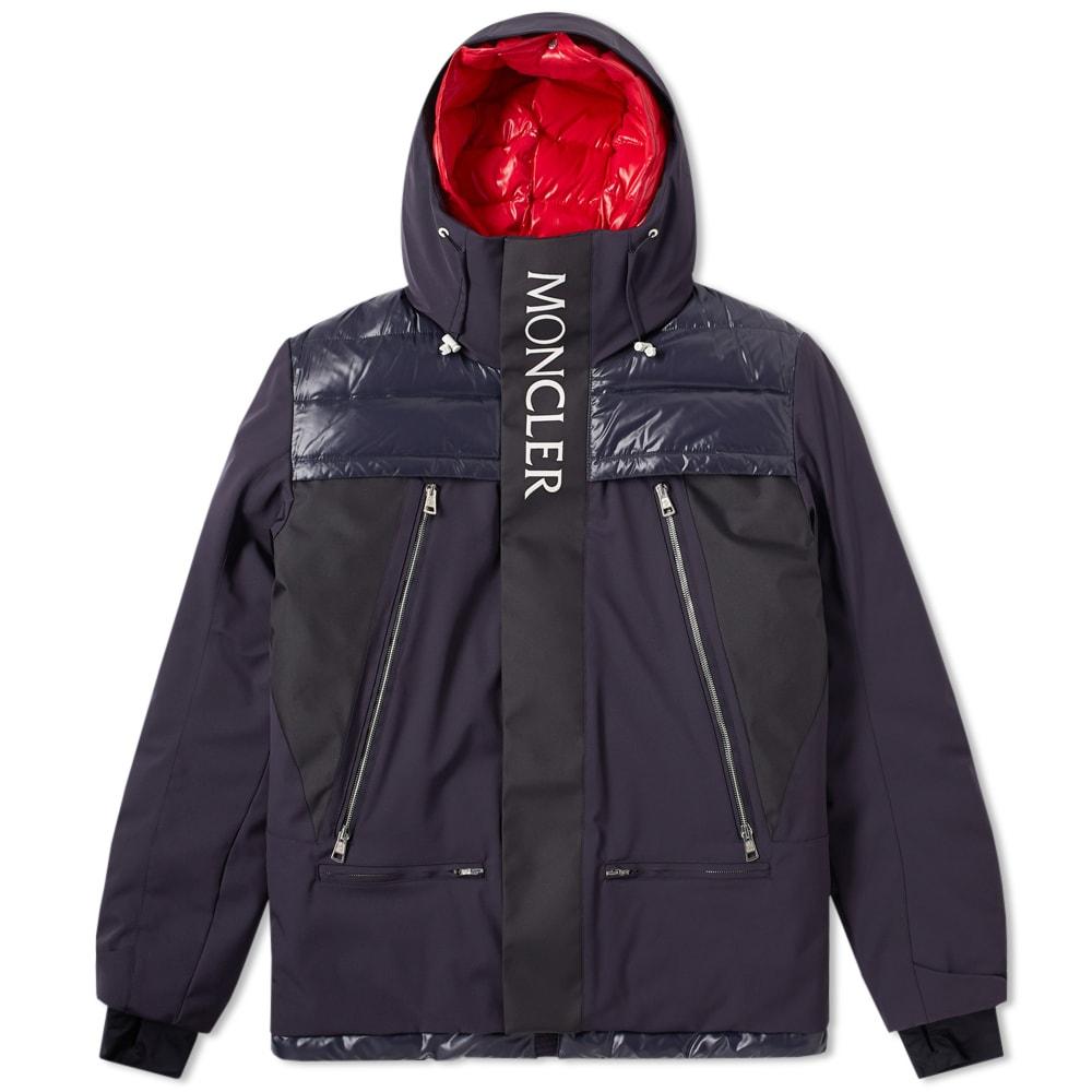 9e58b83e3 Moncler x Kith Parrachee Jacket