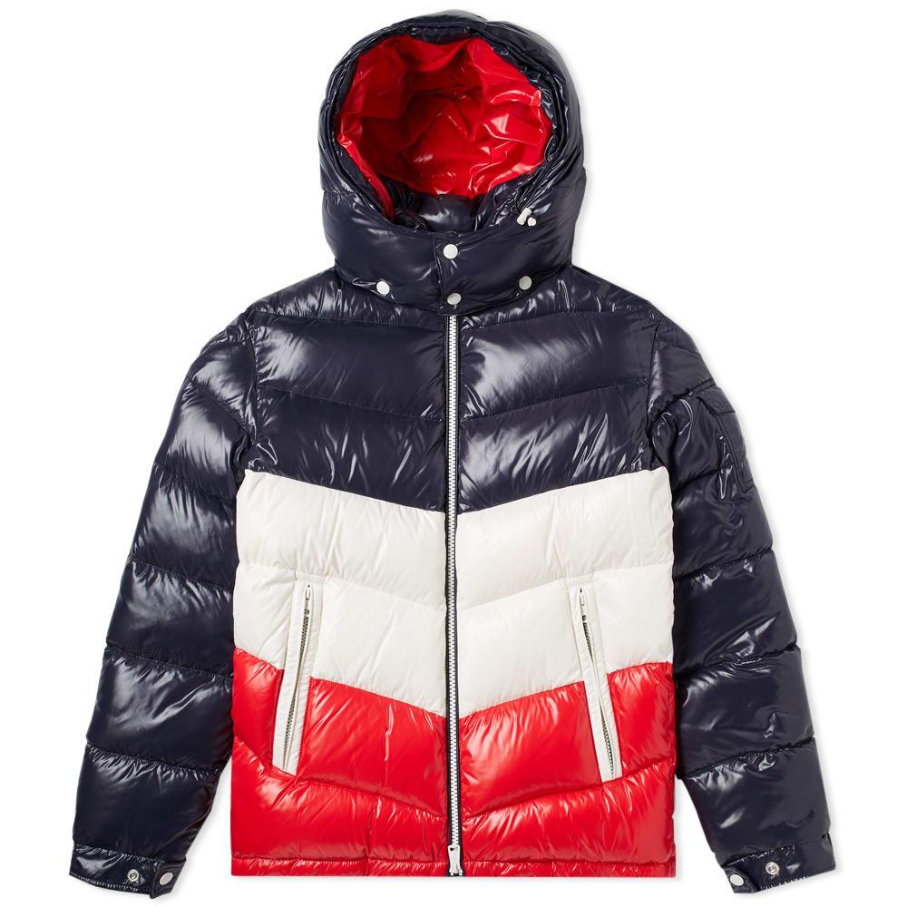 9d2f89d21 Moncler x Kith Rochebrune Hooded Jacket