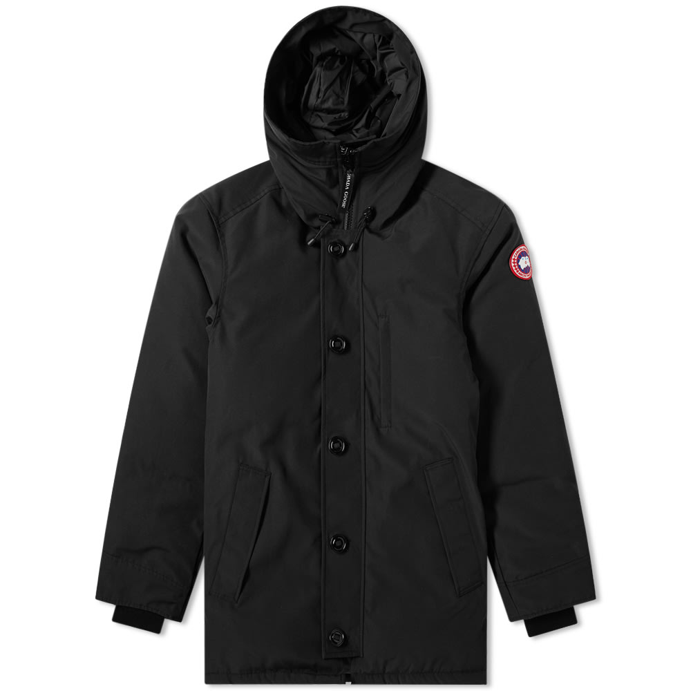 Canada Goose Chateau No Fur Parka by Canada Goose