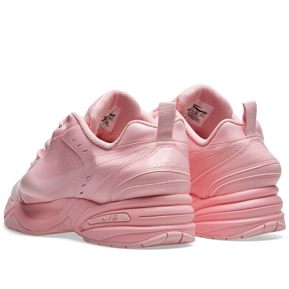 1ff4602a3d41 Nike x Martine Rose Air Monarch 4 Soft Pink   Black