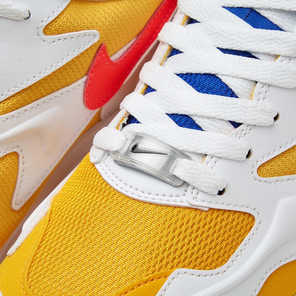 new arrivals 519e5 d80ad Nike Air Max 2 Light Gold, Crimson   Blue   END.