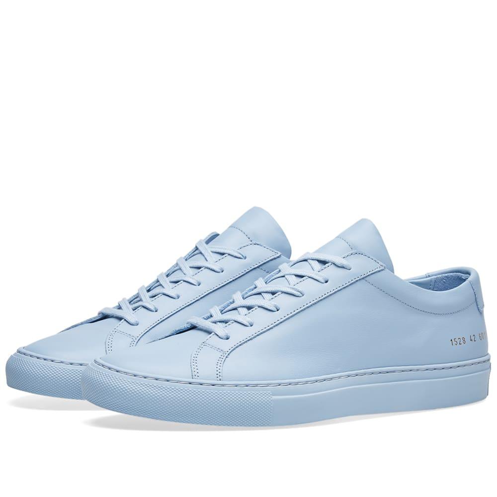 Original Achilles Low Powder Blue