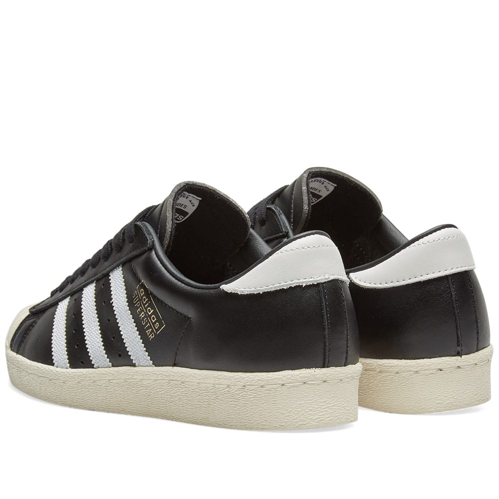 buy popular 110d5 e80c6 Adidas Superstar OG Black   White   END.