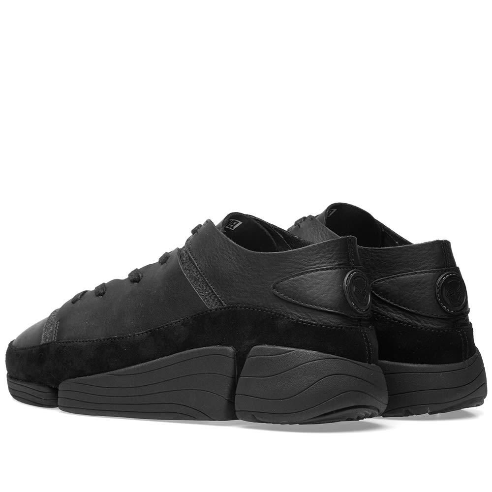 3c38f4392b99 Clarks Originals x Black Panther Trigenic Evo Black