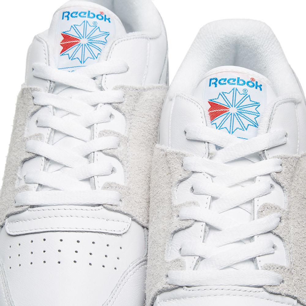 f538e7daab4 Reebok x Nepenthes Workout Plus White