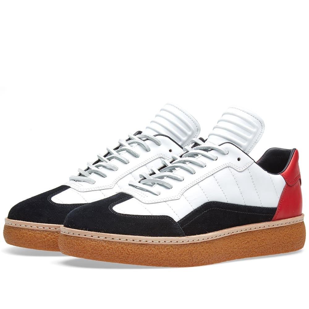 Alexander Wang Eden Low Sneaker Black