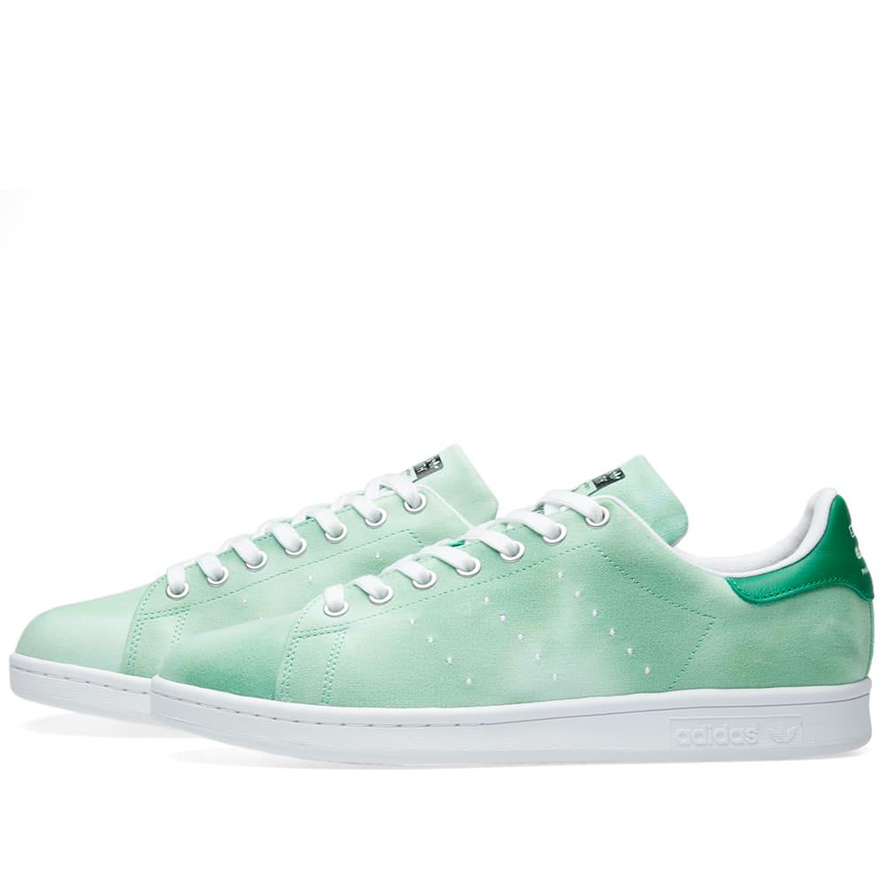 buy online 183ba 89ca2 Adidas x Pharrell Williams Hu Holi Stan Smith