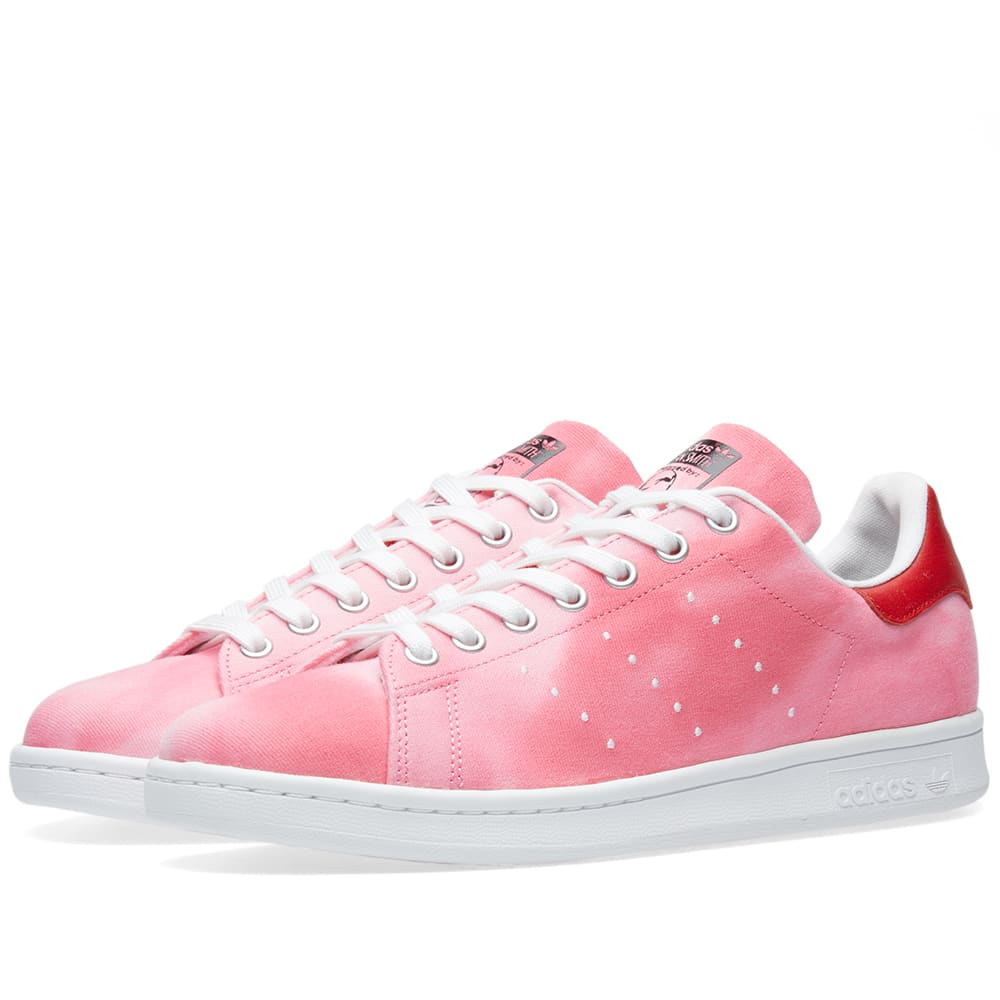buy online ef9fd 7a04b Adidas x Pharrell Williams Hu Holi Stan Smith