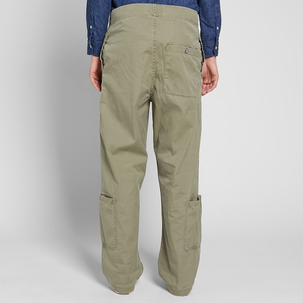 bad79e12fe43 Nigel Cabourn x Lybro Ground Pant NAM Green