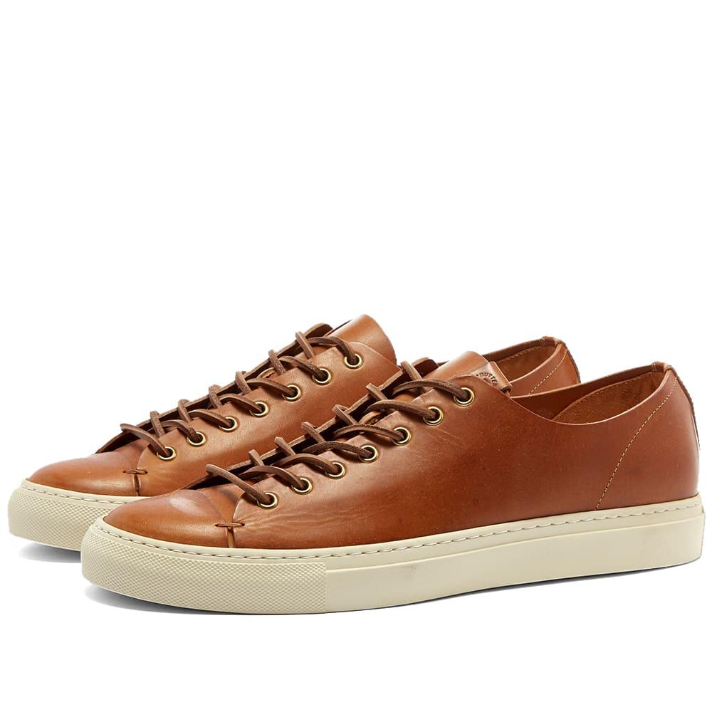 Buttero Tanino Low Sneaker Cuoio | END.