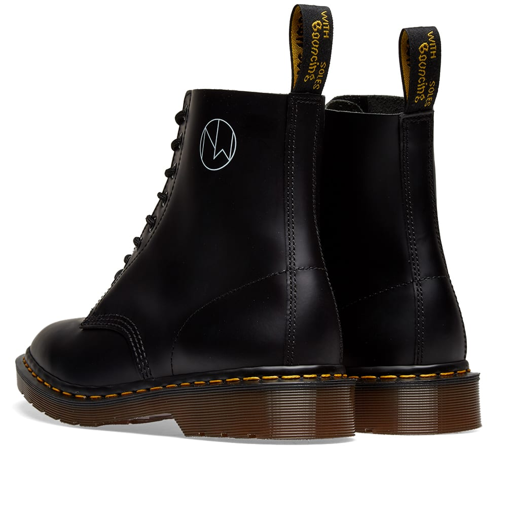 162628b52f22 Dr. Martens x Undercover 1460 Boot Black | END.