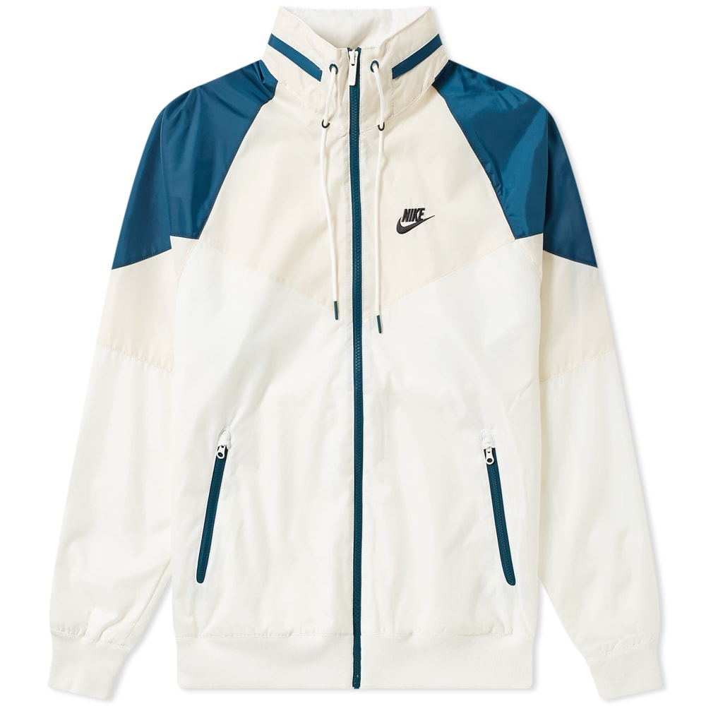 17bed927 Nike Heritage Windrunner Jacket