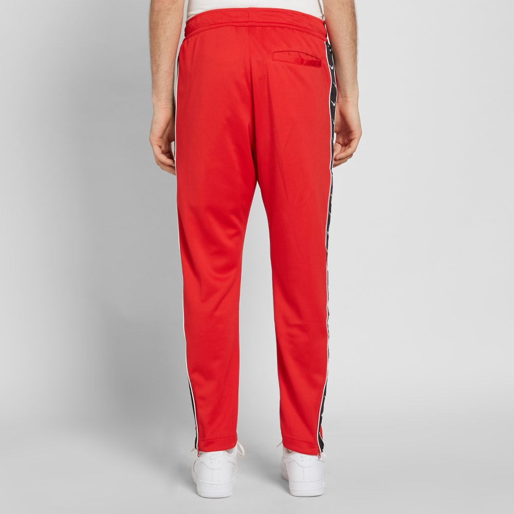 2439c30b Nike Taped Poly Track Pant University Red & White | END.