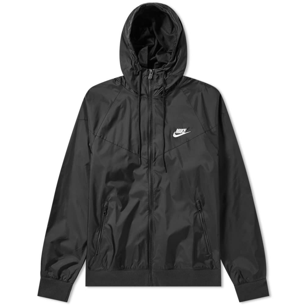 51c9a2de5 Nike Windrunner Jacket Black & Sail | END.