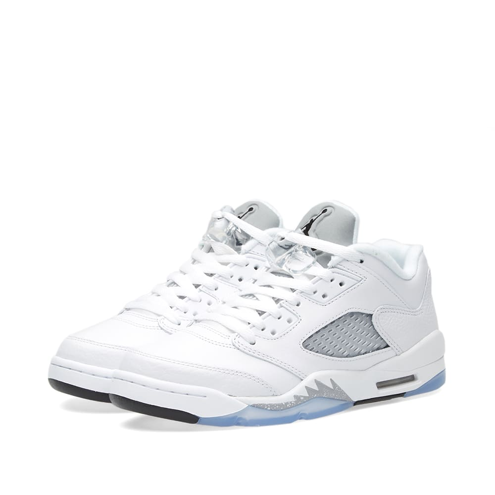 super popular 8d9ed d63fa Nike Air Jordan 5 Retro Low GS