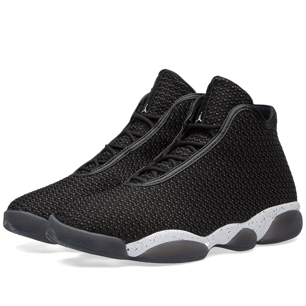 Jordan Horizon Nike Jordan Horizon Black, White & Dark Grey | END.