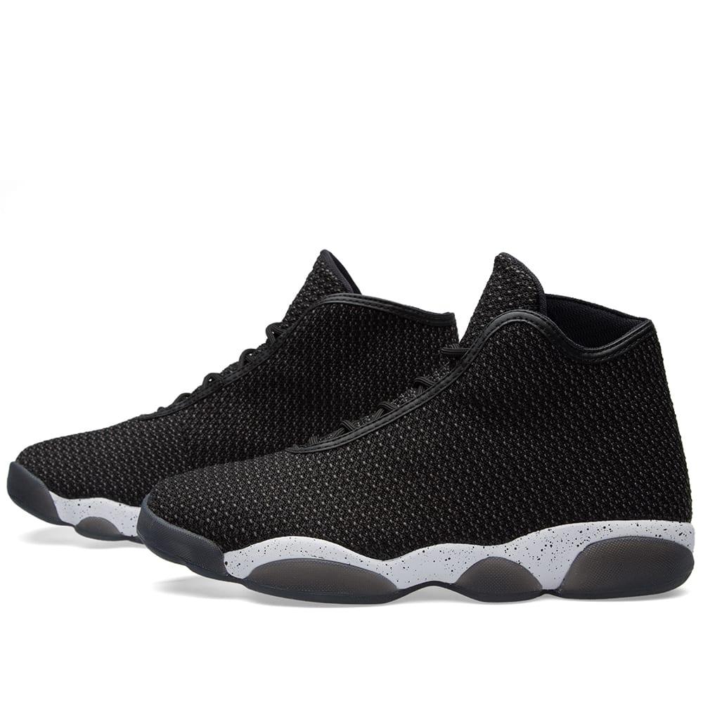355576f353f3d7 Nike Jordan Horizon Black