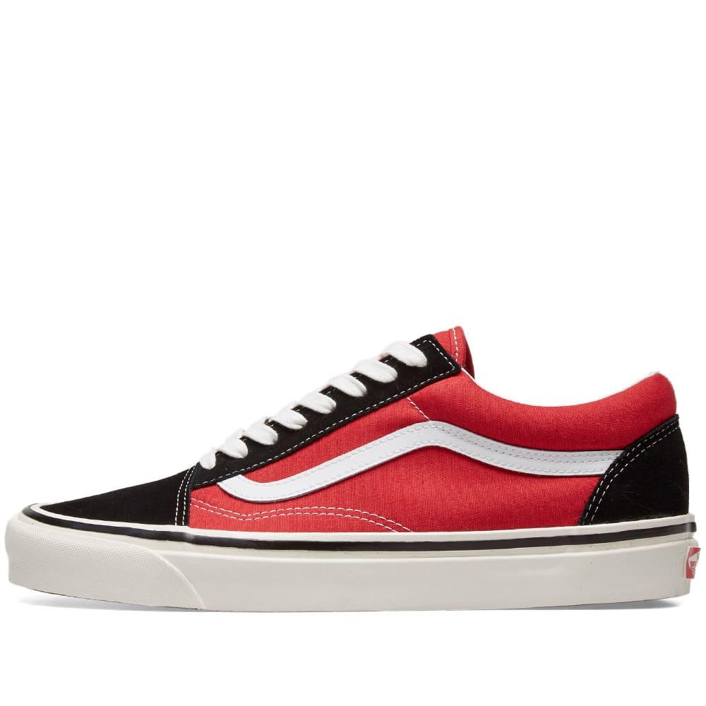 vans red black Online Shopping for