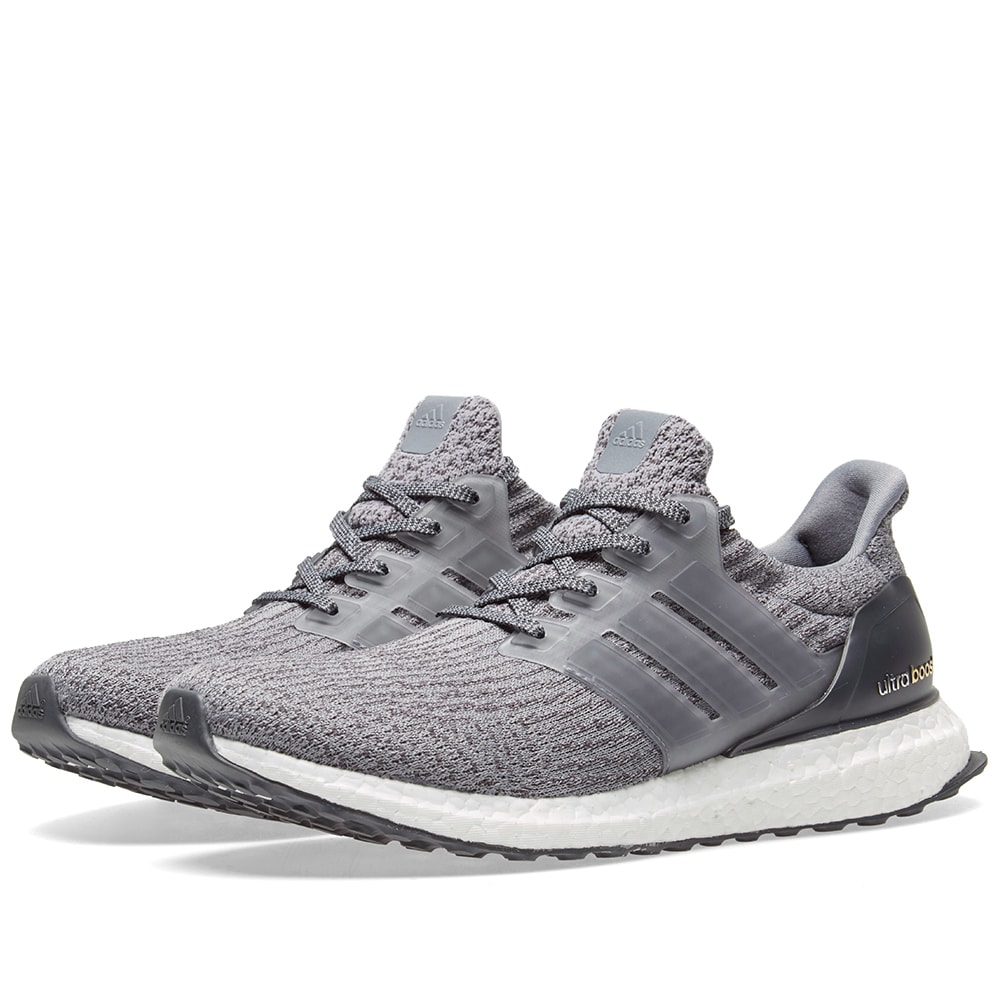 b906f9eac Adidas Ultra Boost 3.0 Grey   Dark Grey