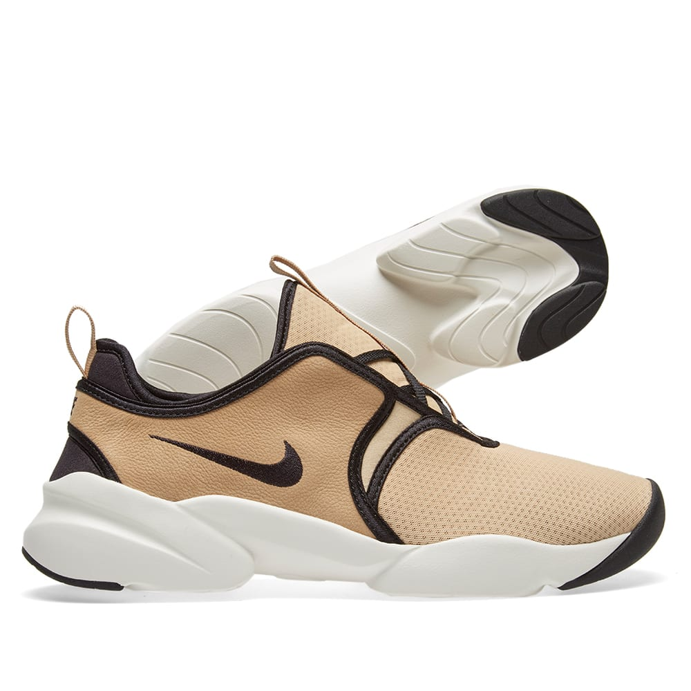 ad0312f634 Nike W Loden Pinnacle Mushroom, Black & Sail | END.