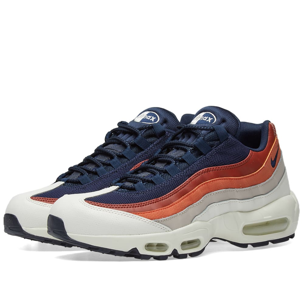 new arrival 0ef66 70bb0 Nike Air Max 95 Essential In Blue