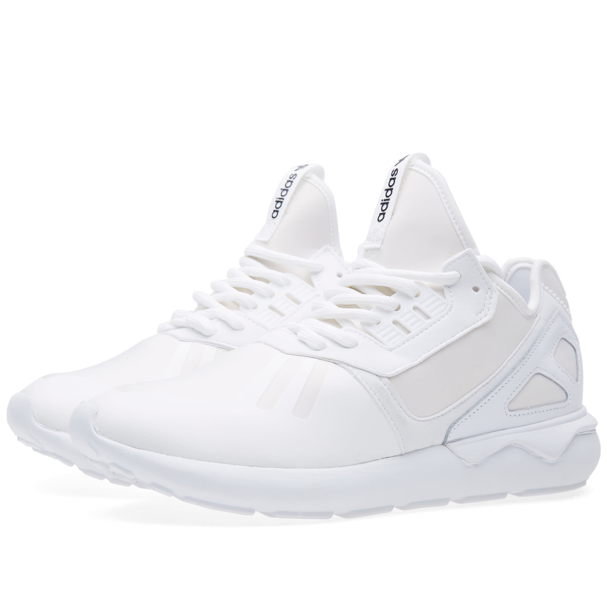 premium selection 9c5e2 733e7 Adidas Tubular Runner White   Core Black   END.