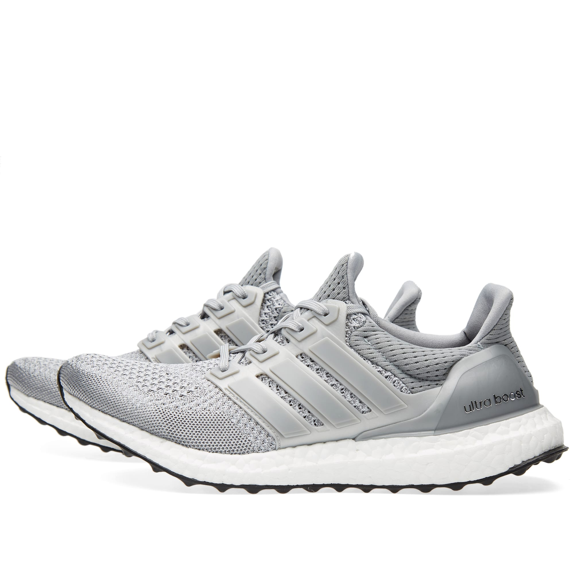 new products cbe36 8de40 Adidas Ultra Boost Ltd. Silver Metallic   END.
