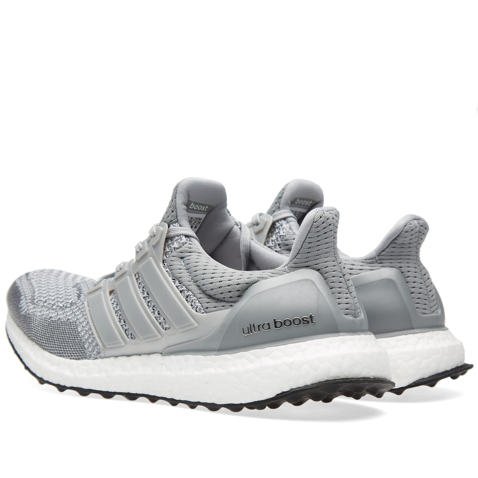 ad64bdaabf2 Adidas Ultra Boost Ltd. Silver Metallic