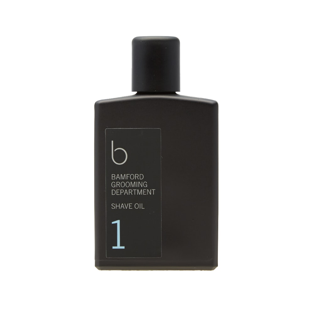BAMFORD GROOMING DEPARTMENT EDITION 1 SHAVE OIL