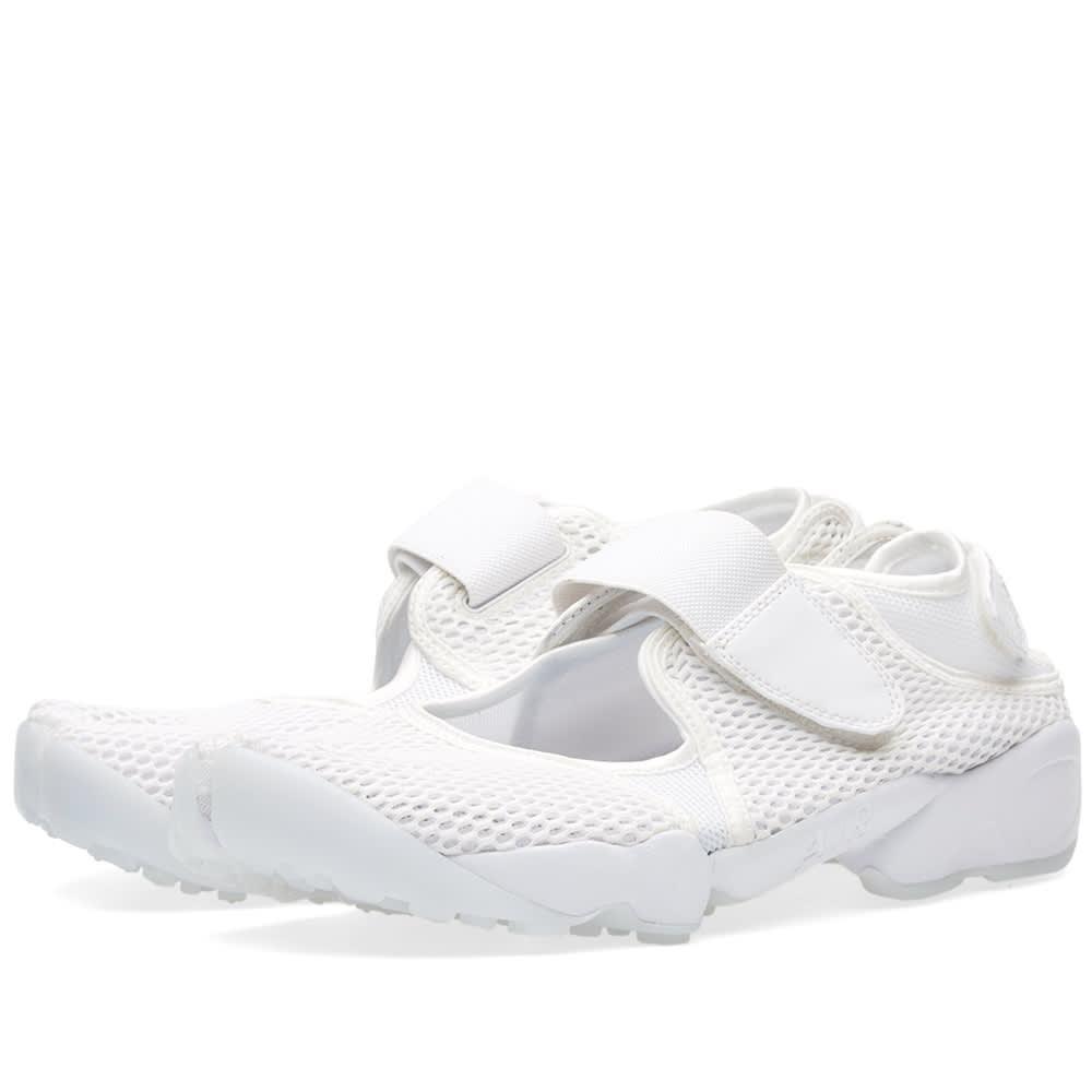 Nike W Air Rift BR White \u0026 Pure
