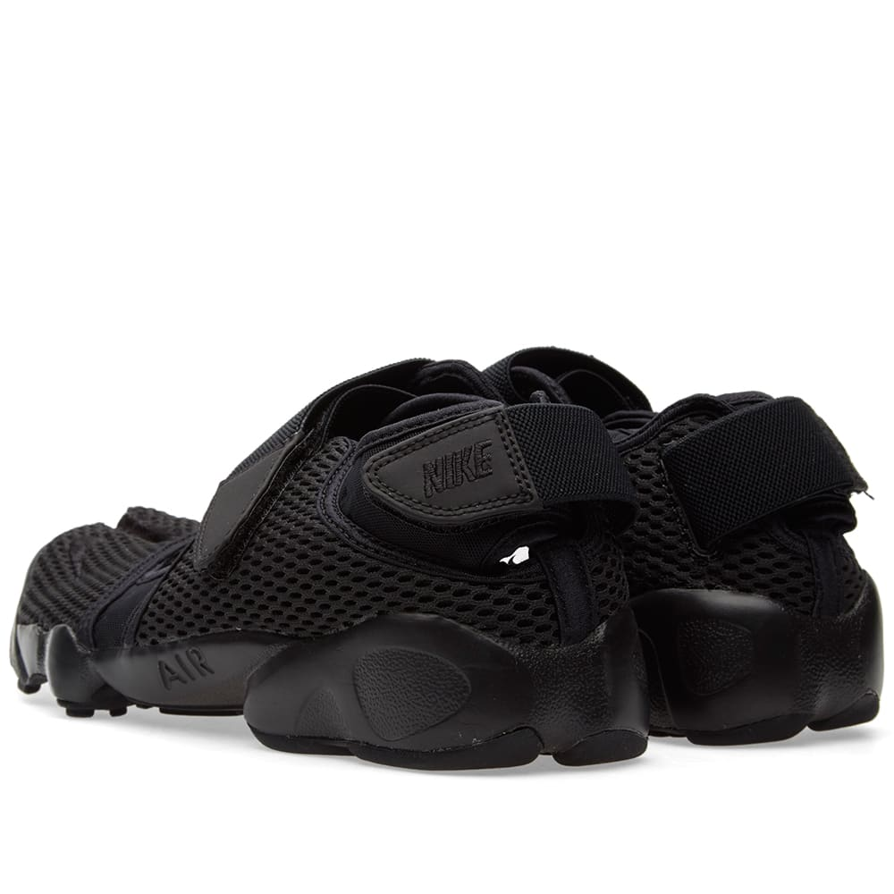 on sale c5b5c 5ae33 Nike Air Rift BR Black   END.