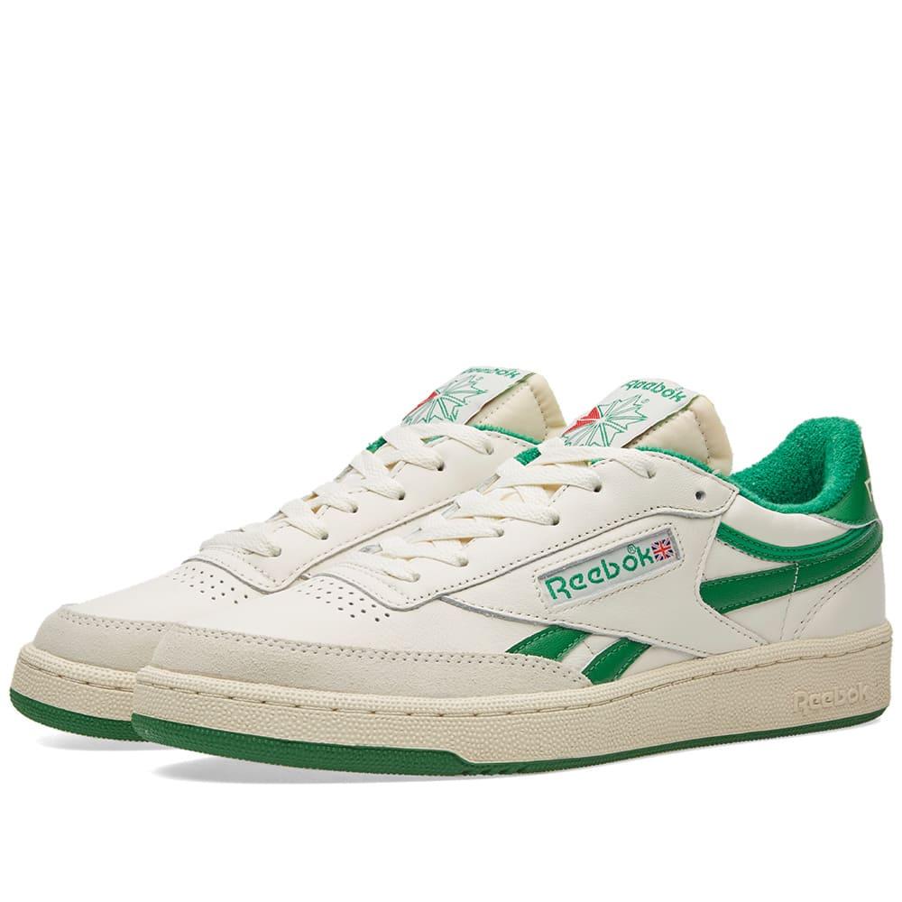 Reebok Revenge Plus Vintage Green