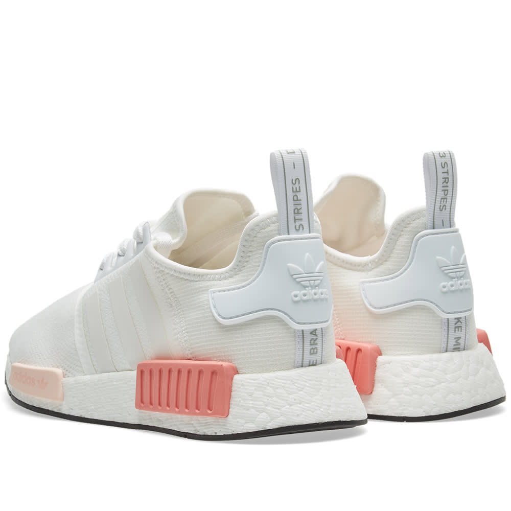 adidas NMD R2 Womens Pink Black BY9521   SneakerNews.com