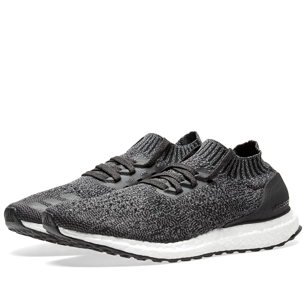 307d358eadd8d Adidas Ultra Boost Uncaged Core Black   Solid Grey