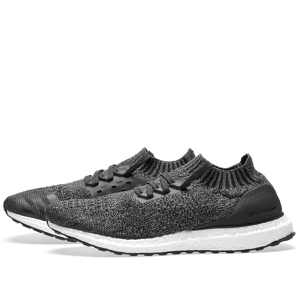 hot sale online 7d0fc 0fb79 Adidas Ultra Boost Uncaged Core Black   Solid Grey   END.