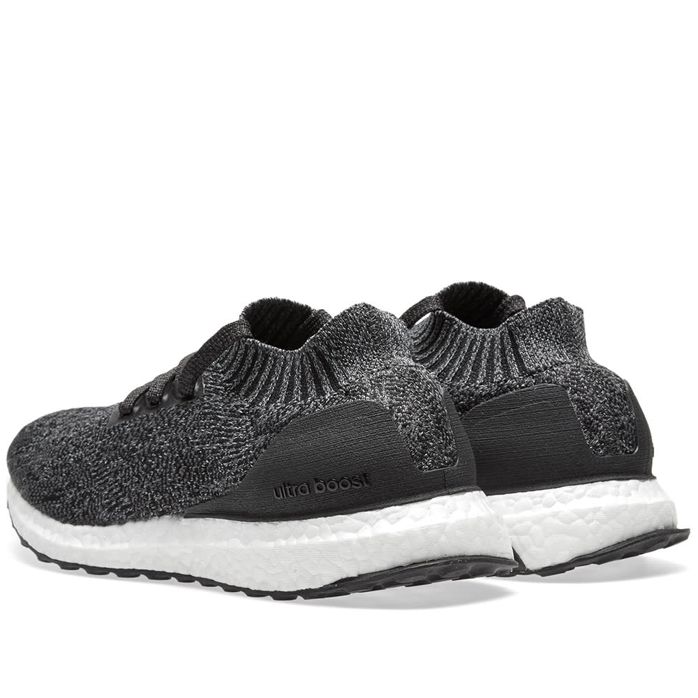 f30a1bfa01f00 Adidas Ultra Boost Uncaged Core Black   Solid Grey