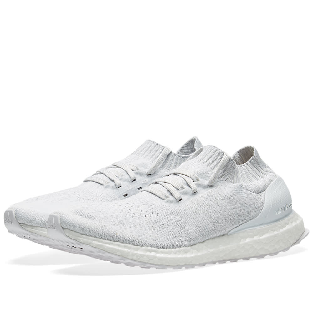 pretty nice c3918 c69c5 Adidas Ultra Boost Uncaged White   Crystal White   END.