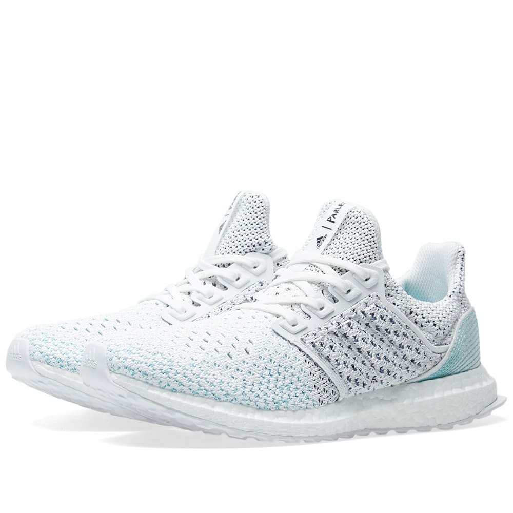 2840f14c9 Adidas Ultra Boost Parley LTD White