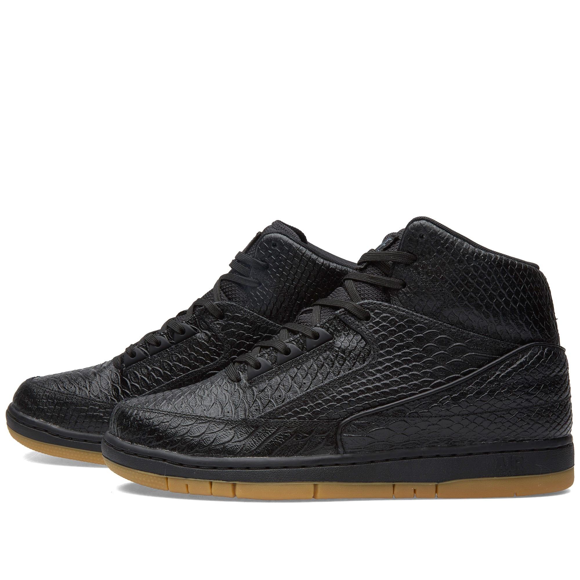 factory price bbf5b 72ad5 Nike Air Python PRM Black   Gum   END.