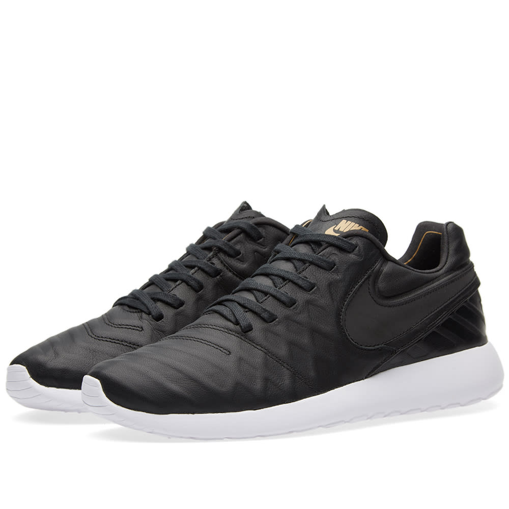 68a60d823604c Nike Roshe Tiempo VI QS Black