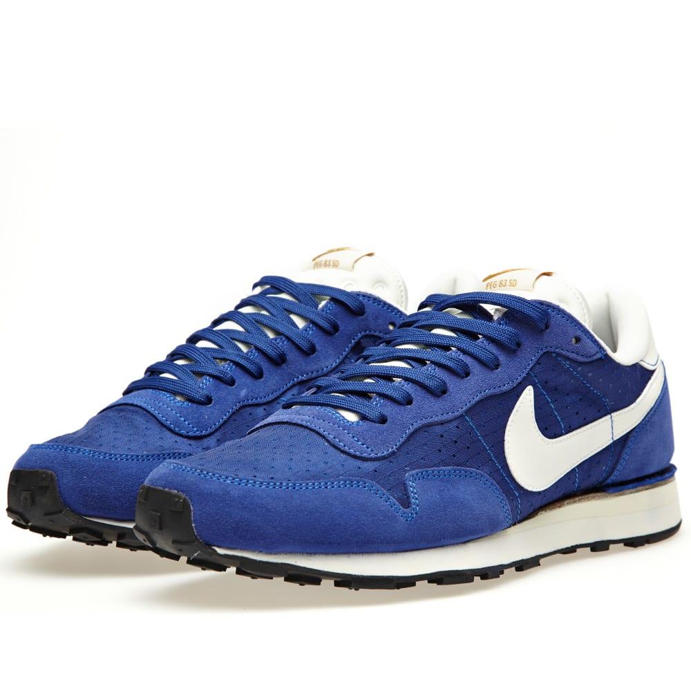 684e49d892a89 Nike Air Pegasus  83 SD Deep Royal Blue