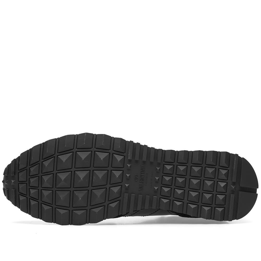 volume grand plus gros rabais nouvelle collection Valentino Noir Rockrunner Sneaker