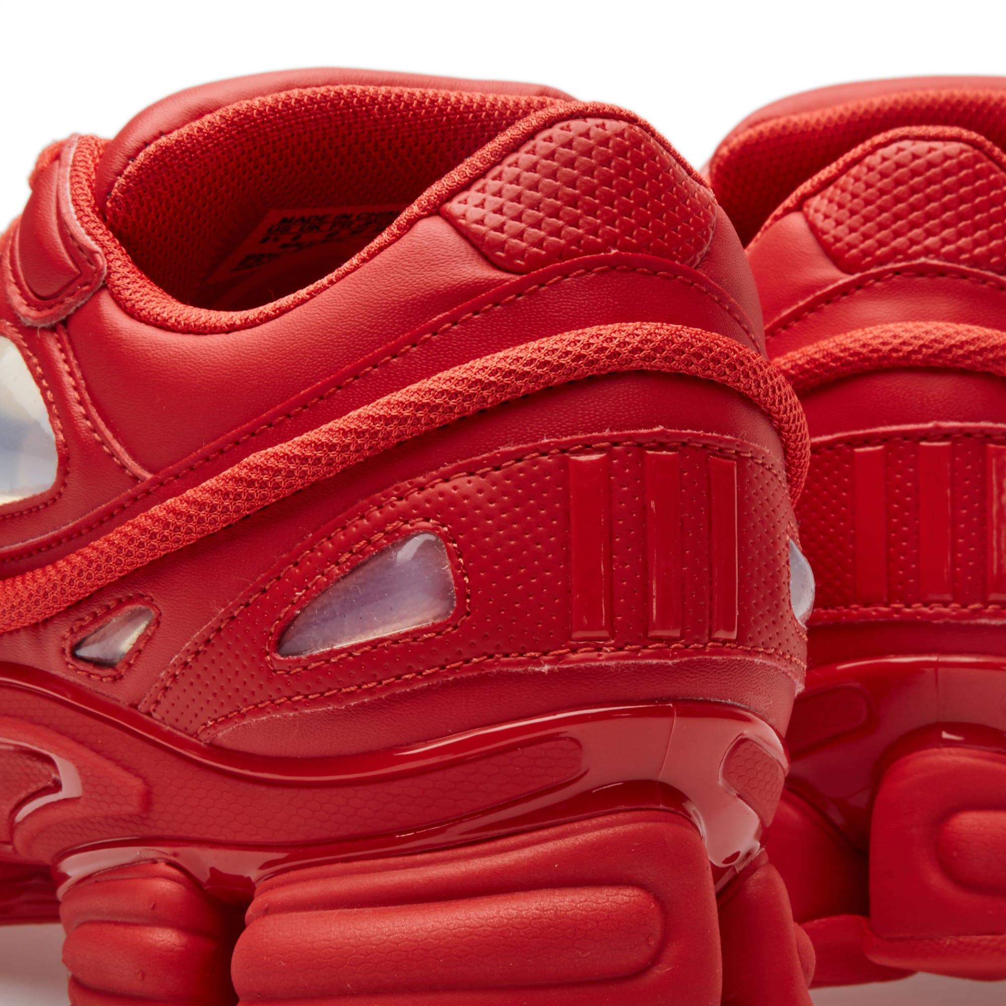 Adidas x Raf Simons Ozweego 2 Red   END.