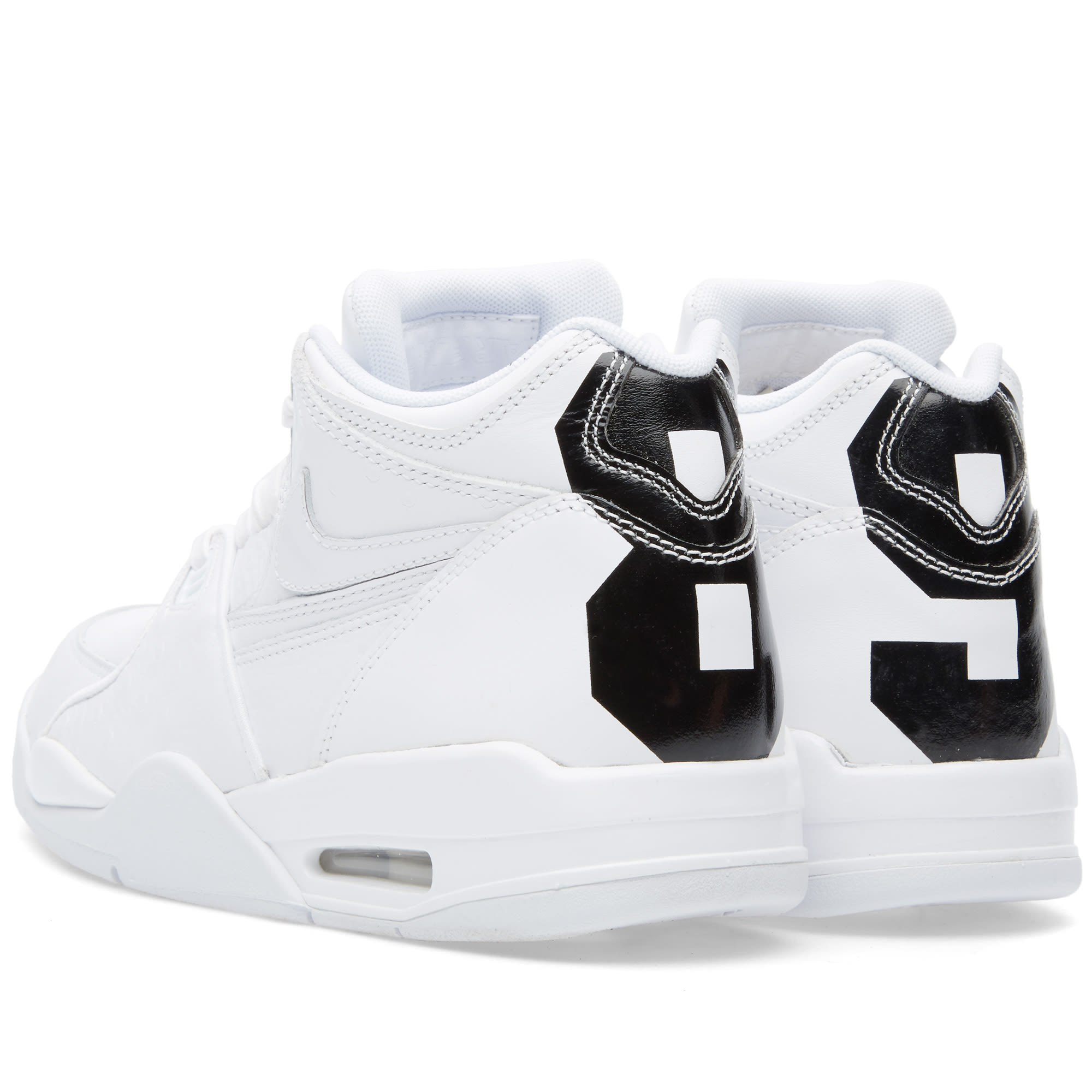 best website ea9d7 31a5d Nike Air Flight 89 LE QS White   END.
