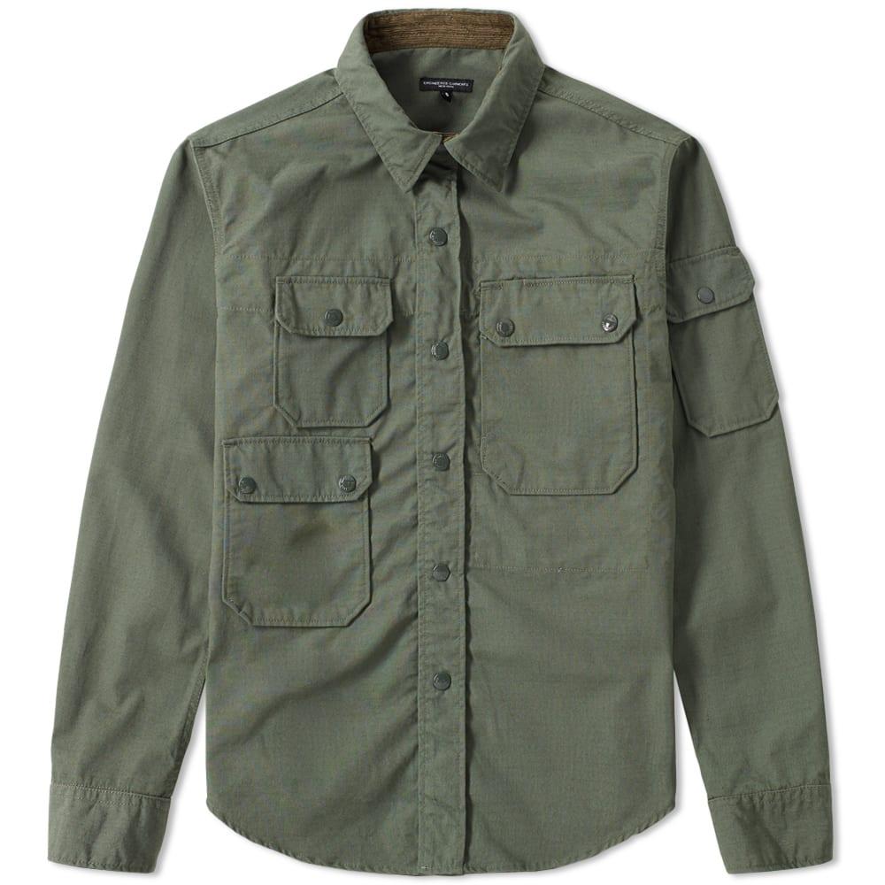 Photo of Engineered Garments CPO Shirt menswear online