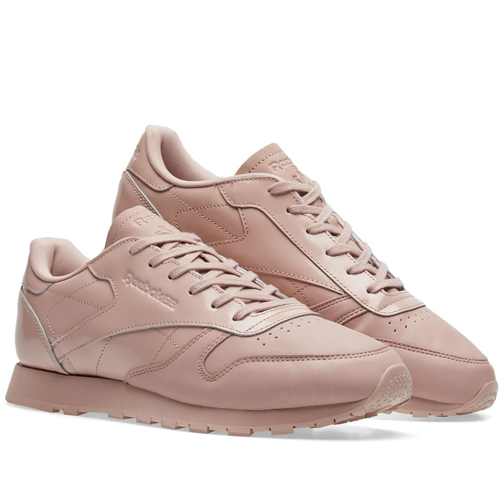 afc788bbb13d8 Reebok Classic Leather IL W Shell Pink