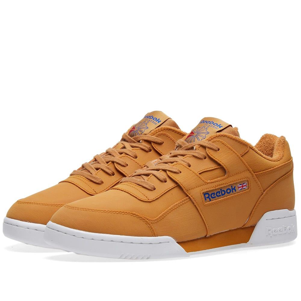f7596057 Reebok x Packer Shoes Workout Lo Plus