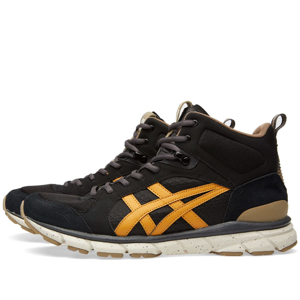 buy popular 1fb9c 6ff3e Onitsuka Tiger Harandia MT. Black   Tan