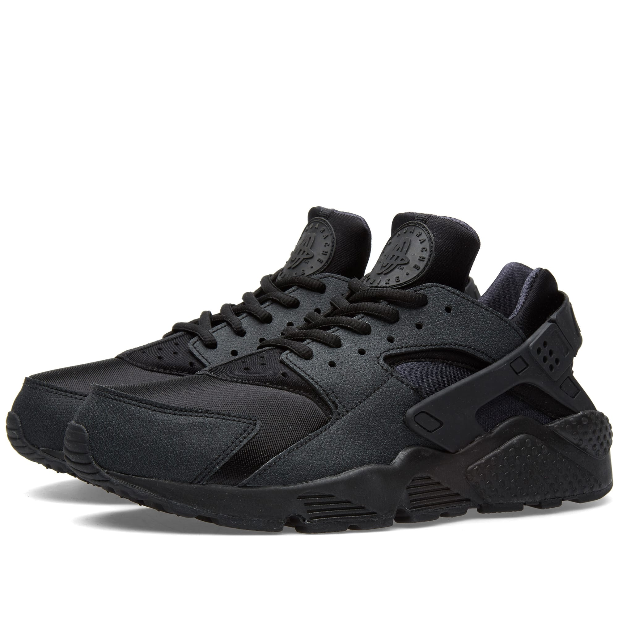 nike w air huarache run black. Black Bedroom Furniture Sets. Home Design Ideas