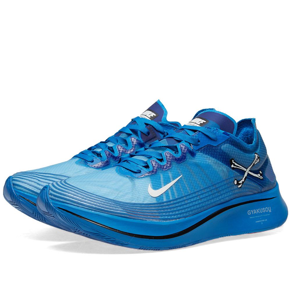 6ed2e5c41eeb Nike Zoom Fly Gyakusou Blue Nebula